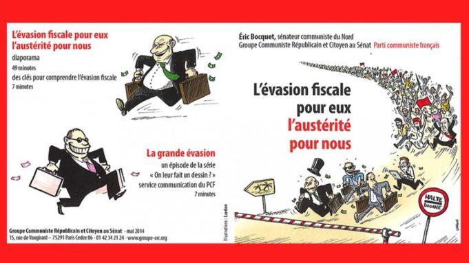 """Le consortium international des journalistes d'investigation vilipende les """"évadés fiscaux"""" du Sénégal"""