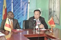 Sénégal-Chine, de bons points de la coopération dans le domaine de l'information et de la communication.