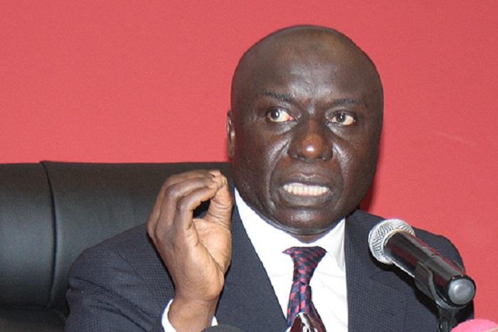 Idrissa Seck conteste la fiabilité du fichier électoral