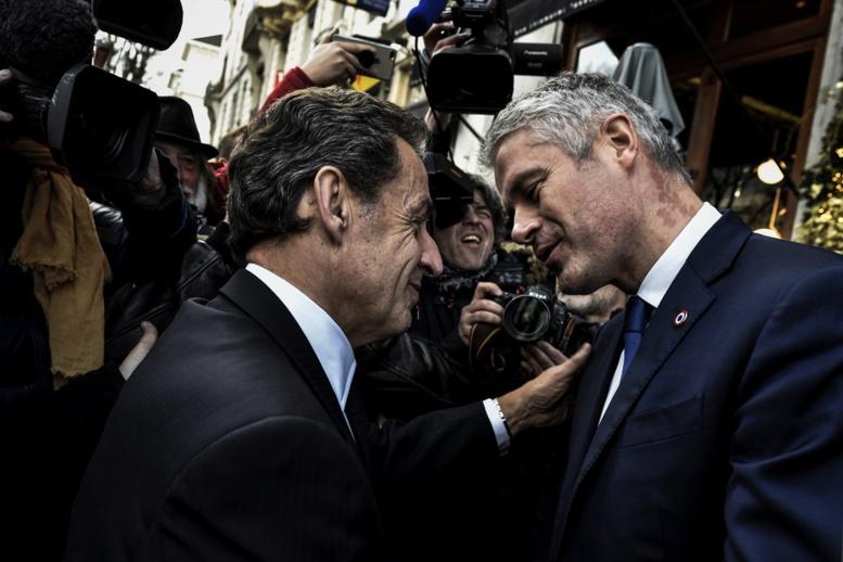 Propos enregistrés :  Laurent Wauquiez a présenté ses plates excuses à Nicolas Sarkozy