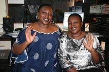Portrait d'ailleurs(Cameroun) : Evelyne et Carine Salembéré : … Et Femina s'installe sur la bande FM