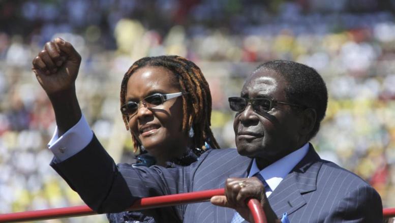 Thèse de Grace Mugabe: arrestation du responsable de l'université du Zimbabwe
