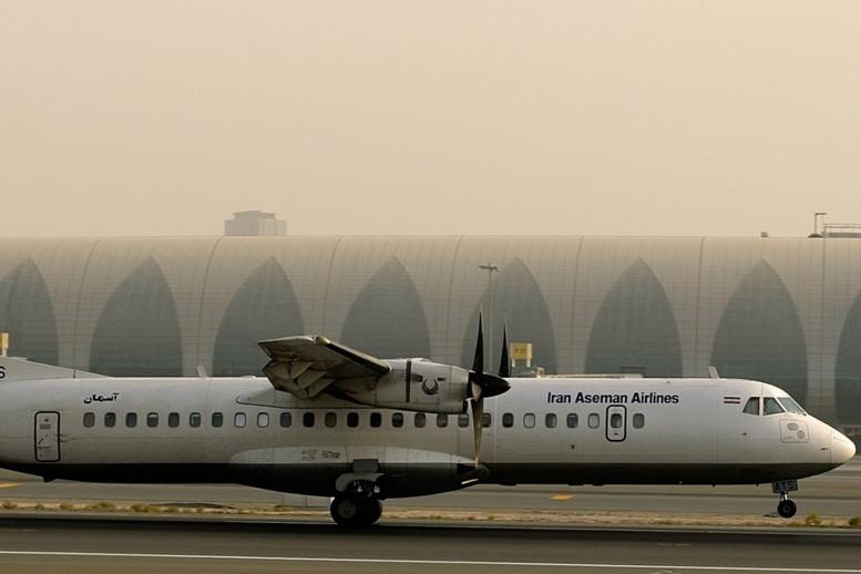 Iran : Au moins 66 morts dans le crash d'un avion encore introuvable