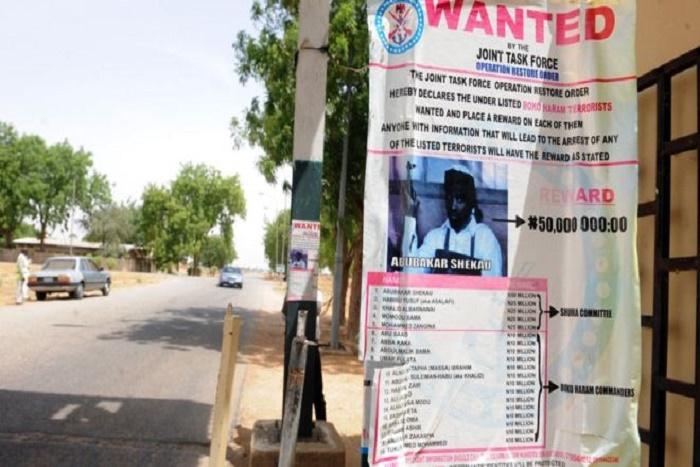 Nigéria : 475 membres de Boko Haram libérés