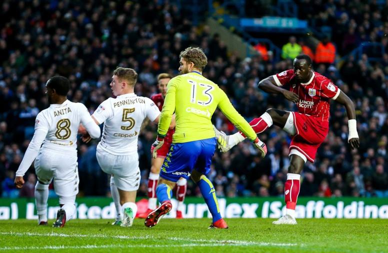 Bristol City : Famara Diédhiou marque son 9e but de la saison