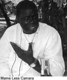 """Mame Less Camara : """"la radio a fait avancer la démocratie au Sénégal"""""""