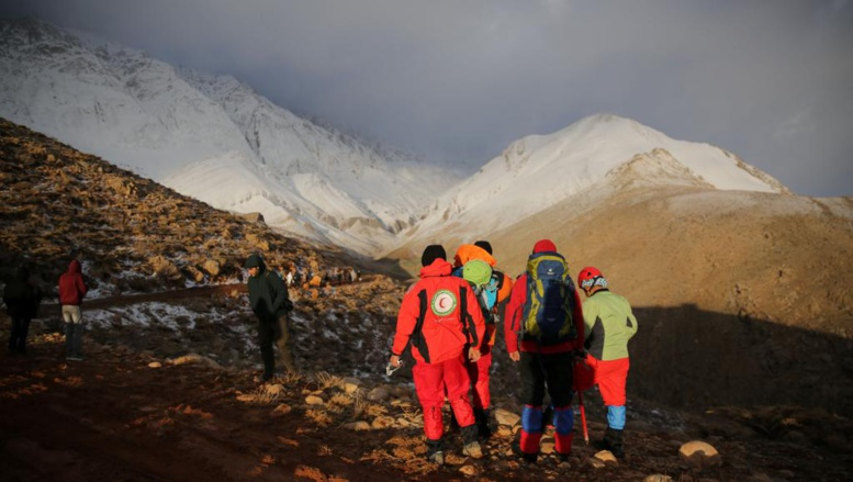 Iran: l'épave de l'ATR72 disparu a été localisée