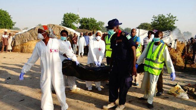 Nigeria: 205 proches de Boko Haram en prison