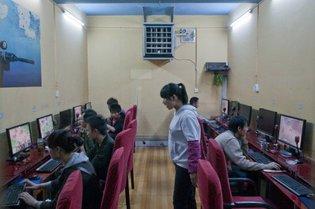 Chine: prison pour trois internautes condamnés pour diffamation.