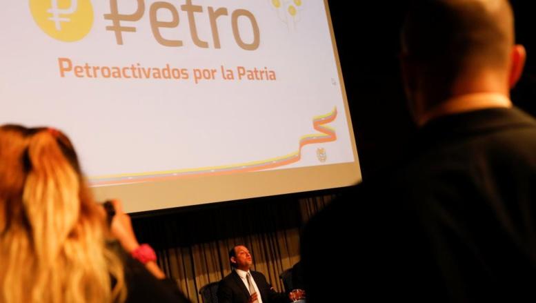 Le Venezuela met en vente le petro, sa monnaie virtuelle basée sur le pétrole