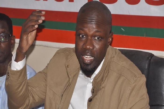Ousmane Sonko : «Le Sénégal a-t-il un Président ? »