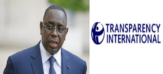 Classement Transparency International : Le Sénégal 8e en Afrique devant l'Afrique du Sud, le Ghana et...