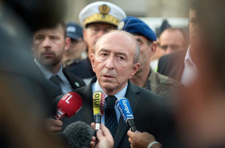 France : Le ministre de l'Intérieur annonce deux attentats déjoués depuis le 1er janvier