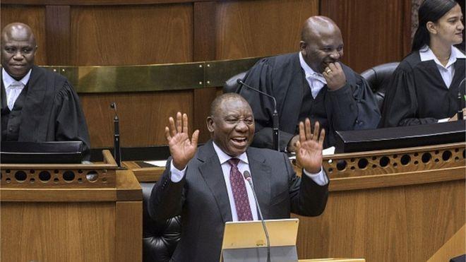 Afrique du Sud: Ramaphosa nomme un nouveau gouvernement