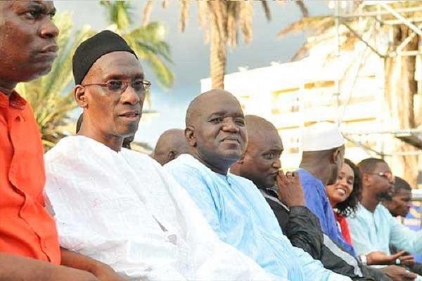 A l'unisson, l'opposition demande à Macky la peau du ministre Aly Ngouille Ndiaye