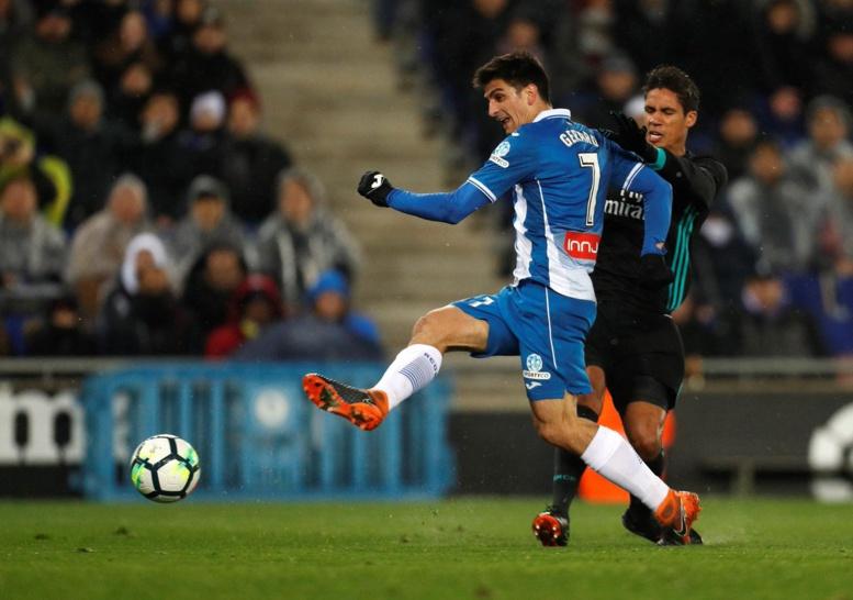 Le Real chute pour la 5e fois de la saison en Liga