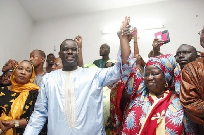 """""""Malick Gackou battra Macky Sall en 2019"""", selon Mata Sy Diallo"""