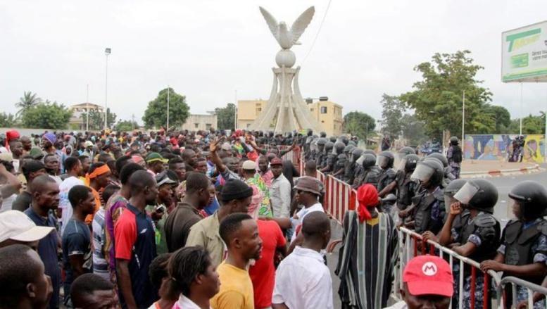 Togo: dialogue interrompu, l'opposition refuse un quatrième mandat de Gnassingbé