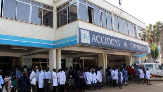 Une opération du cerveau pratiquée sur le mauvais patient — Kenya