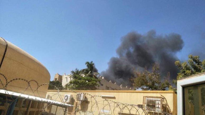 "URGENT - Ouagadougou :  ""13 morts dans l'attaque dont 6 assaillants, 5 militaires et 2 agents de l'ambassade de France"""