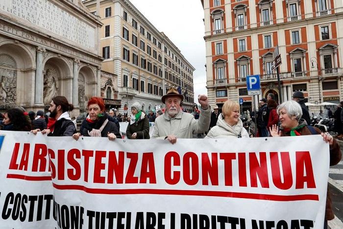 Italie: élections législatives sur fond de tensions xénophobes