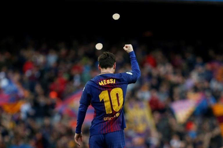 Vidéo : Encore un coup franc magique de Lionel Messi