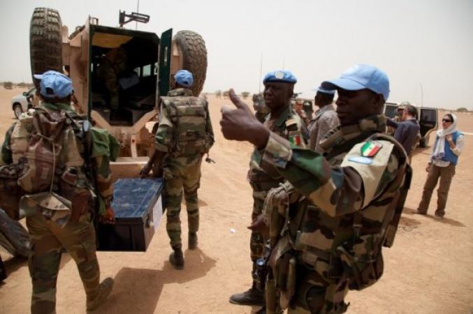 Enquête d'opinion ''Mali-Mètre'' : 53% des Maliens non satisfaits de la MINUSMA