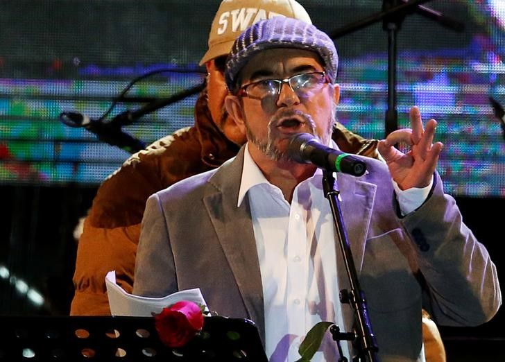 Présidentielle Colombie : l'ex-guérilla FARC retire sa candidature