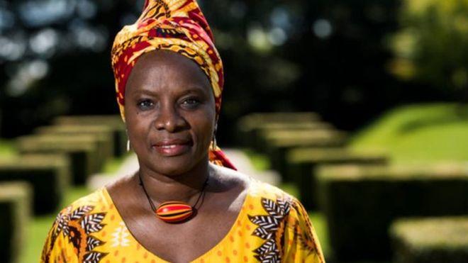 """Angèlique Kidjo: """"les hommes africains sont des machos"""""""