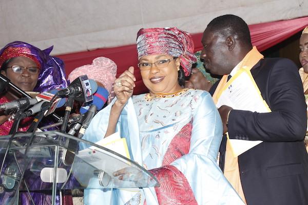 Stade Iba Mar Diop : 13 groupements féminins ont reçu 120 millions