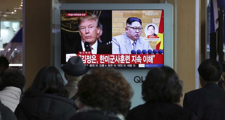 Donald Trump accepte un face-à-face très incertain avec Kim Jong-un