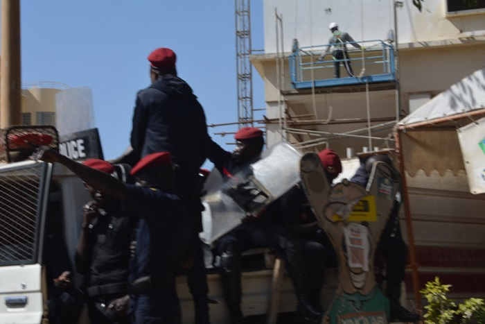 Assane Ba-marche IED : «le peuple sénégalais est debout et ne laissera pas Macky Sall voler les élections»