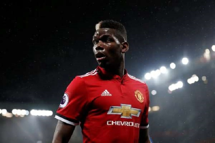 Mercato Man Utd Pogba out Umtiti