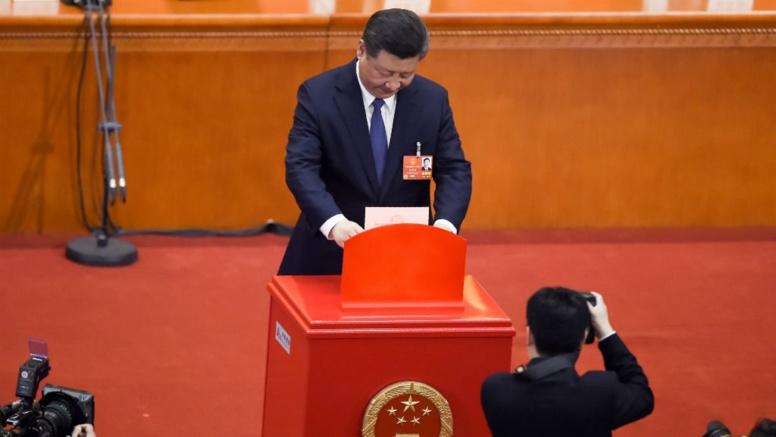 Chine : Le Parlement autorise Xi Jinping à rester au pouvoir à vie