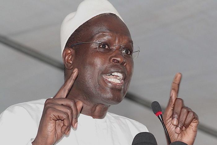 Khalifa Sall s'adresse aux Sénégalais de France : «Ce régime en place est le moins inspiré de tous…»