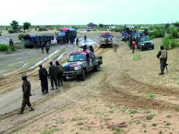 Quatre soldats maliens tués dans l'explosion d'une mine à Dialoubé