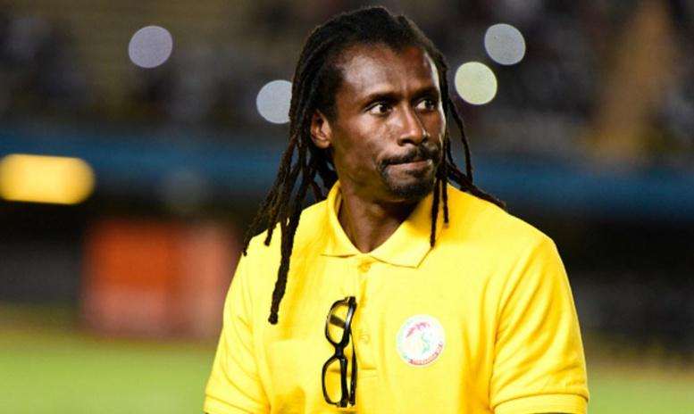 Equipe nationale : Santy Ngom devient le 63e joueur d'Aliou Cissé depuis 2015