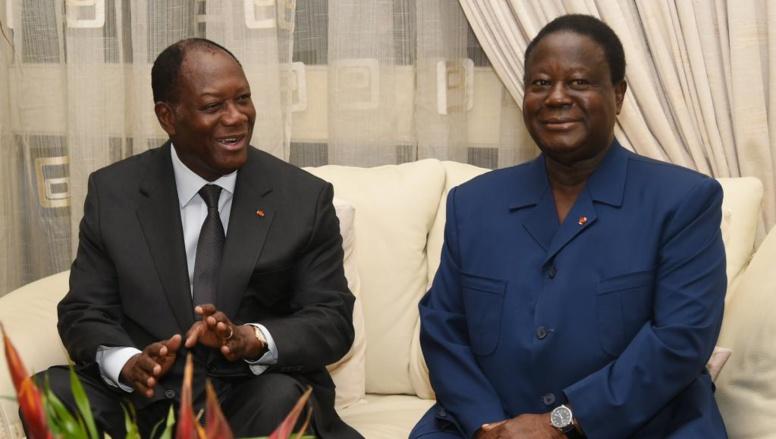 Côte d'Ivoire: nouvelles tensions entre le RDR et le PDCI avant les sénatoriales