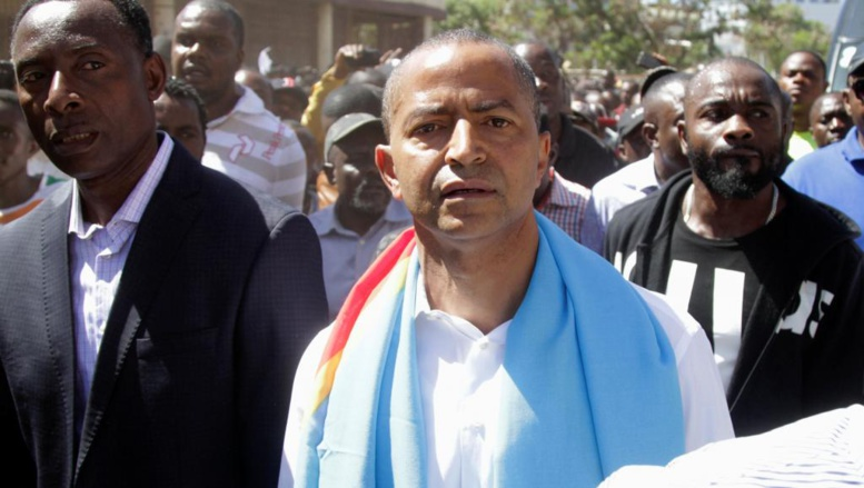 RDC: pour la Majorité présidentielle, Moïse Katumbi serait italien