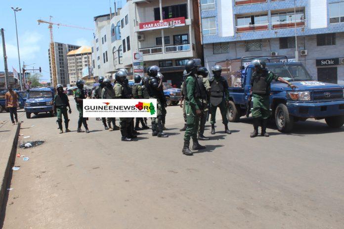 Crise sociopolitique: au bord du gouffre, la Guinée n'en jetez plus !