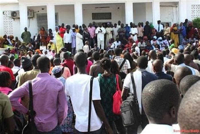 Colère des élèves de Pikine-Guédiawaye : «Nous ne voulons pas être sacrifiés», scandent-ils