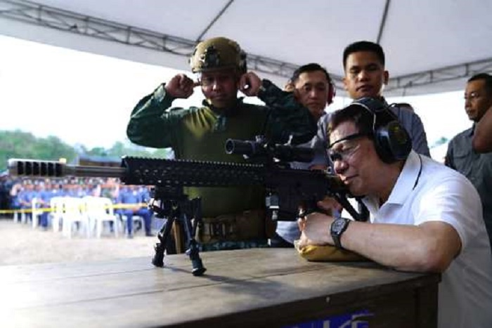 Les Philippines se retirent de la CPI