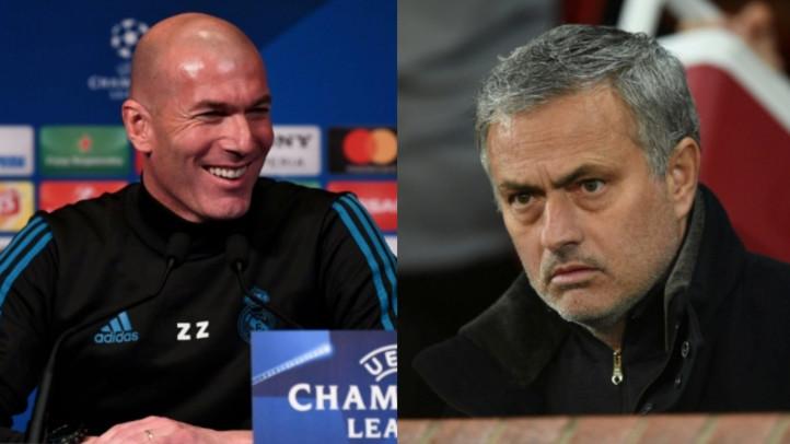 Angleterre : Le 'cours d'économie' de Zidane à Mourinho