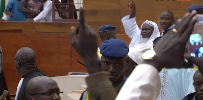 Le procès de l'Imam Alioune Ndao renvoyé jusqu'au 9 avril 2018