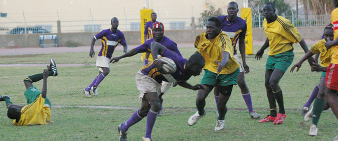 Me Guédel Ndiaye, Pdt Fédé Rugby : «Une dizaine de joueurs formés au Sénégal évoluent en France….. »