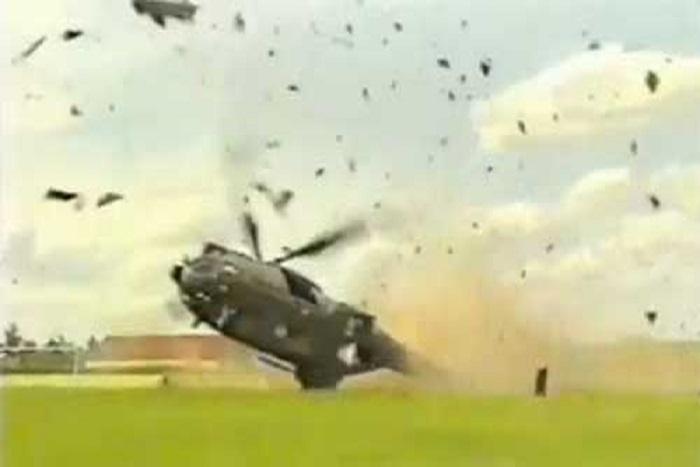 Derniers développements-crash de l'hélicoptère de l'armée : 4 autres personnes secorues