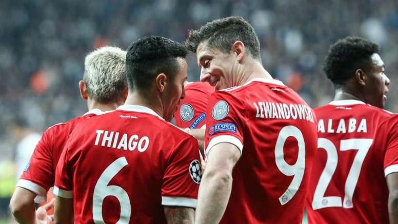 Besiktas (1-3) Bayern : Pas de miracle en Turquie