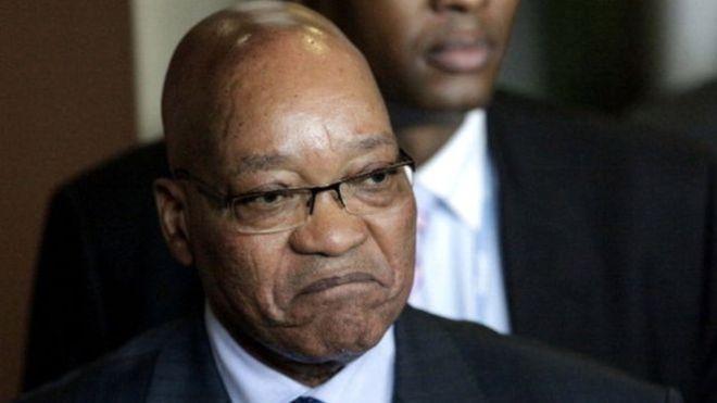Afrique du Sud : Zuma sera poursuivi pour corruption
