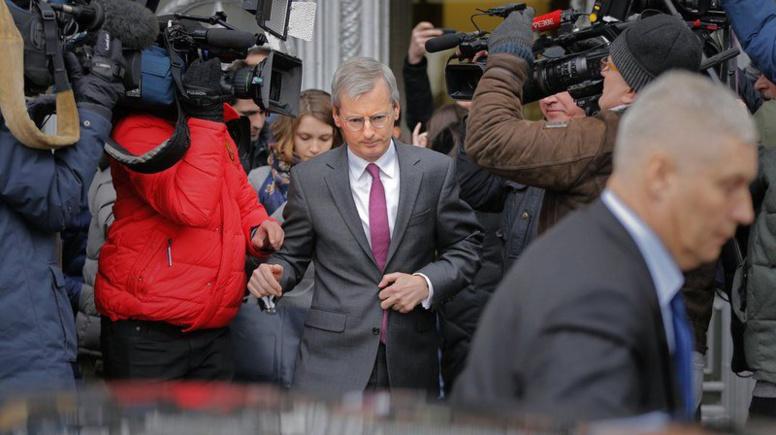 Russie : L'ambassadeur britannique convoqué pour la 2e fois en une semaine