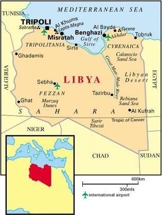 Libye: un enfant de huit ans survit au crash d'un avion qui a fait plus de 100 morts